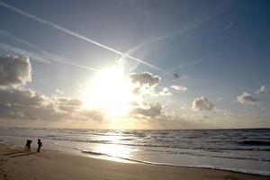 Bloemendaal beach