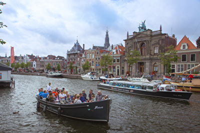 Canal tour package